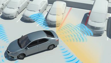 Toyota mejora sus sistemas de ayuda al aparcamiento
