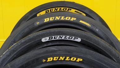 Dunlop, proveedor de neumáticos de Moto2 y Moto3 en 2015