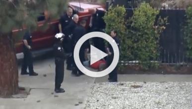 Cuatro vídeos con la Policía de protagonista