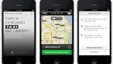 """Uber tilda de """"desproporcionada"""" la orden de cierre"""