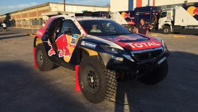 Dakar 2015: Fin de año desde Argentina