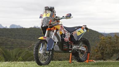 Claves de la moto de Marc Coma para ganar el Rally Dakar