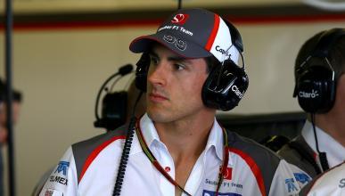 Adrian Sutil quiere correr las 24 Horas de Le Mans
