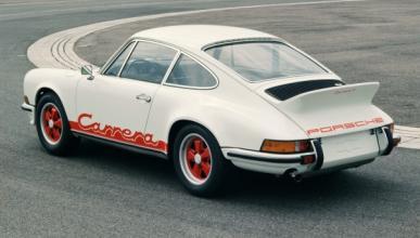 El Porsche 911 RS 2.7 se revaloriza un 700% en 10 años