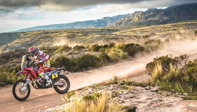 Rally Dakar 2015, Etapa 4: Barreda se reafirma con victoria