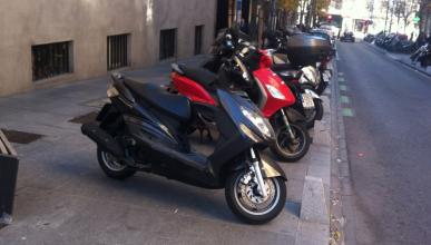Las ventas de motocicletas en España 'salen' de la crisis