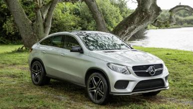 Mercedes GLE Coupé de Jurassic World
