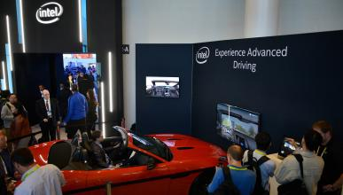 Driver Monitor System (DMS) CES 2015