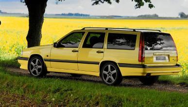 mejores familiares deportivos Volvo 850 T5-R
