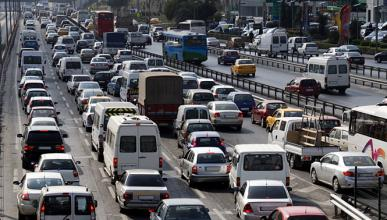 El PSOE quiere prohibir los coches diésel en 2020 en Madrid