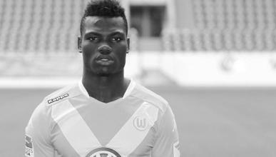 Malanda, jugador del Wolfsburgo, muere en un accidente