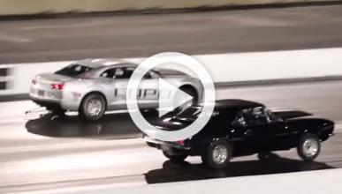 ¡Vaya par de bestias! Camaro COPO vs Camaro 1967