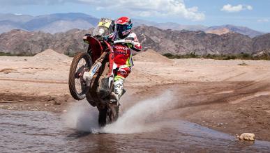 Dakar 2015, etapa 10: Barreda se desquita con otra victoria