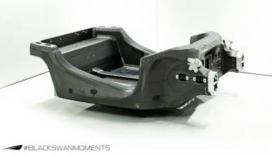 Desvelado el monocasco del McLaren Sports Series