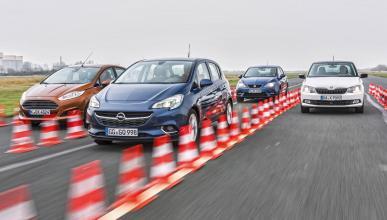 Comparativa Opel Corsa, Ford Fiesta, Seat Ibiza y Skoda Fabia