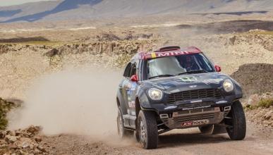 Dakar 2015: Nani Roma sufre un accidente y abandona