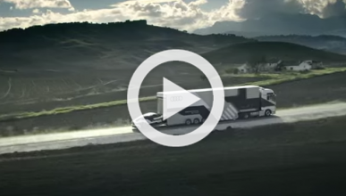 Vídeo: Audi RS7 Piloted Driving, como el Coche Fantástico