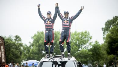 Dakar 2015. Coches, Etapa 13. Al Attiyah es el campeón
