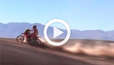 Vídeo resumen del Rally Dakar 2015 de Joan Barreda