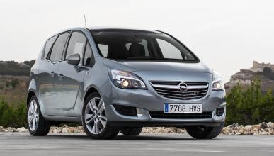 coches baratos y fiables Opel Meriva