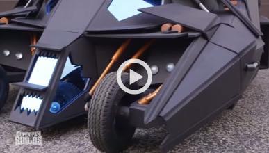 El Batmóvil-carrito: desearás volver a tener tres años…