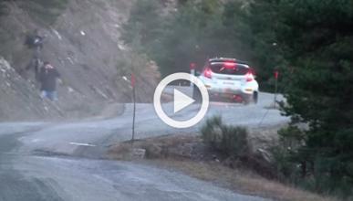Vídeo: cazamos a Robert Kubica rodando en un tramo