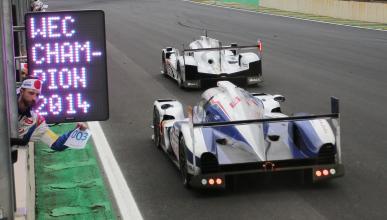 Toyota Racing gana el título de Constructores en el WEC