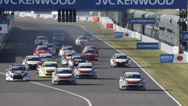 El Mundial de Turismos correrá en Motegi en 2015