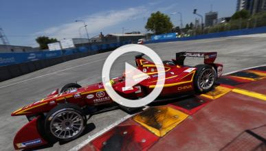 Vídeo: La Fórmula E desde los ojos del piloto