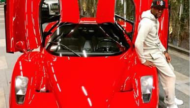 Floyd Mayweather se ha comprado un Ferrari Enzo