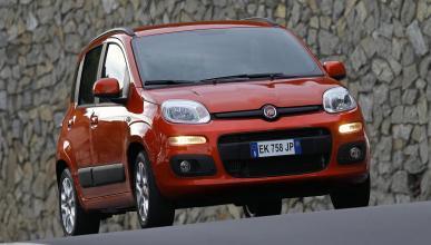coches para estudiantes FIAT Panda