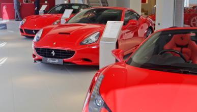 Aumentan un 50% las ventas de coches de más de 60.000 euros