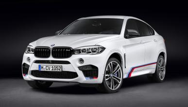 Pack M Performance 2015 para el BMW X5 y el BMW X6