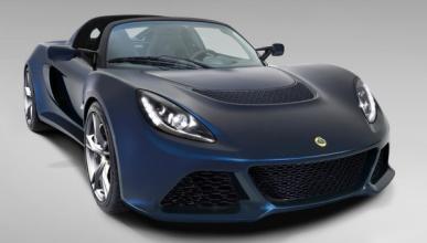 Lotus Exige S 2015 Automatic: así es