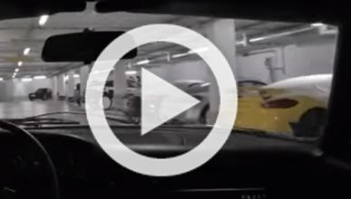 Porsche Cayman GT4, desvelado ¡por error!
