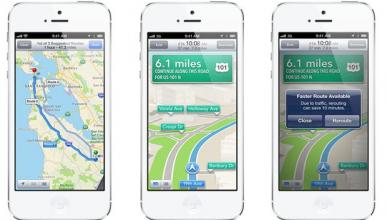 """Mapas de Apple, """"potencialmente peligrosos para la vida"""""""
