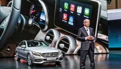 Guerra entre Apple, Google y Microsoft en el automóvil