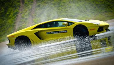 Cursos de conducción Lamborghini