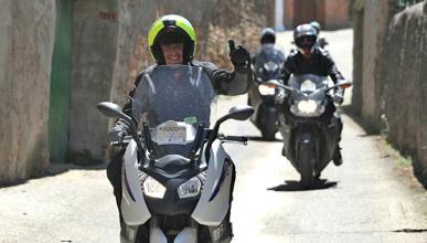Vigo, la ciudad más segura de España para las motos