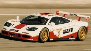 La curiosa historia de cómo nació el McLaren F1 GTR