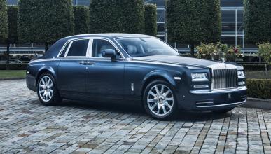 coches para bodas Rolls-Royce Phantom