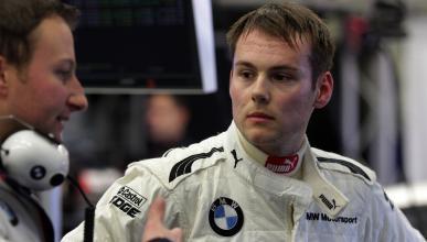 Blomqvist completa la alineación de BMW para el DTM 2015