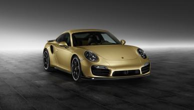 Kit aerodinámico del Porsche 911 Turbo frontal