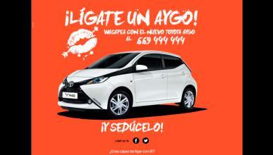'Tírale los tejos' al nuevo Toyota Aygo y llévatelo a casa