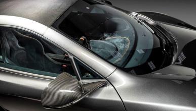McLaren MSO 650S Project Kilo detalle