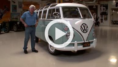 Vídeo: Jay Leno prueba el VW Samba