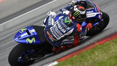 Test Sepang MotoGP 2015 (II): Lorenzo toma la iniciativa
