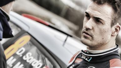 Dani Sordo se lesiona y no participará el Rally de Suecia