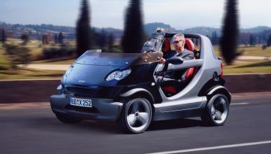 coches más locos smart crossblade