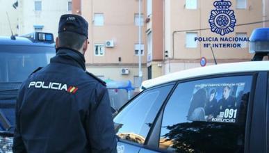 Los coches de Policía también contra la violencia machista